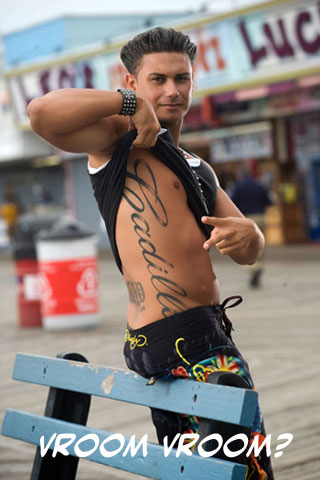Pauly D Tattoos. episode 2 that Pauly D has